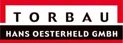 Logo Torbau Hans Oesterheld Gmbh, Remscheid